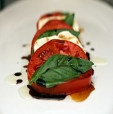 Heirloom Caprese Salad